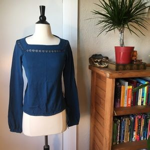 Calvin Klein Cutout Sweater